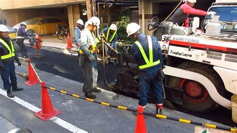 new asphalt in japan youtube