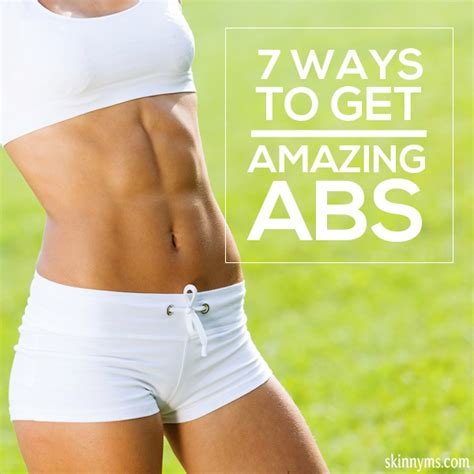 7 Where Youll Get A Lot Of Exercise by 7 Ways To Get Amazing Abs Workout And Exercises