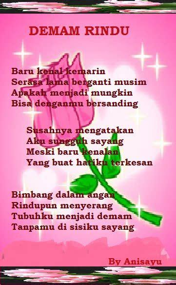 membuat puisi cinta puisi cinta by anisayu kumpulan puisi cinta romantis