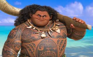 an inside look at the tattoos in disney s moana inked