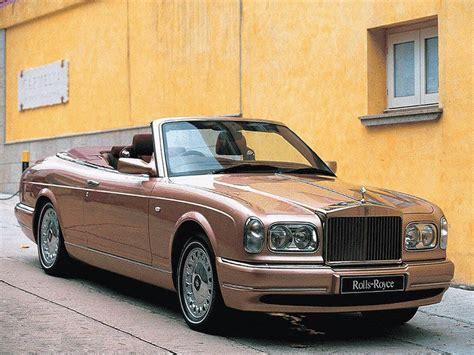 2002 rolls royce corniche 2002 rolls royce corniche picture 12920 car review