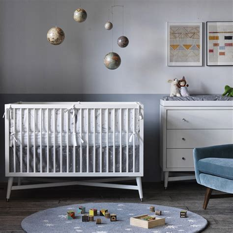 Galaxy Baby Room scribble babble things i thursdays moon and