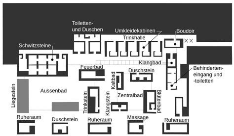 therme vals floor plan therme vals