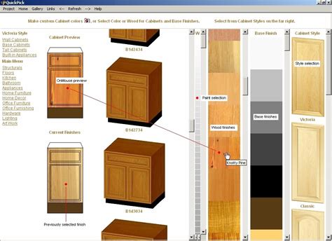 types of kitchen cabinets kitchen cabinet types