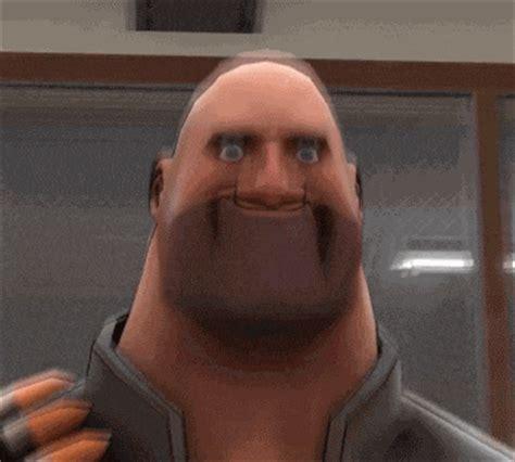Weird Girl Meme - weird bobbling heavy team fortress 2 know your meme