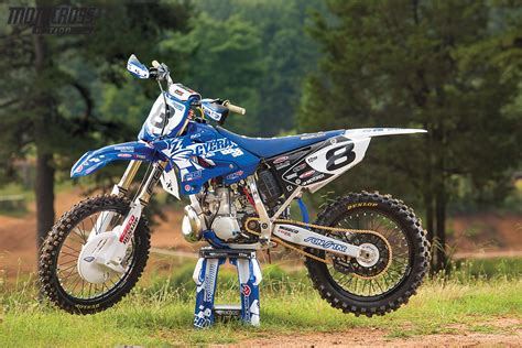 motocross action mag motocross action magazine we build a kevin windham replica