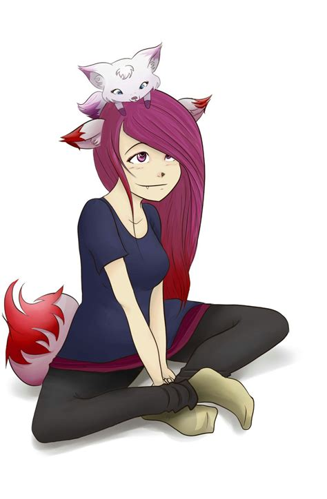 Anime Fox by Anime Fox Pictures To Pin On Pinsdaddy
