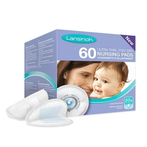 Pad Breast Pads 56 lansinoh disposable nursing pads 60 per pack from ocado