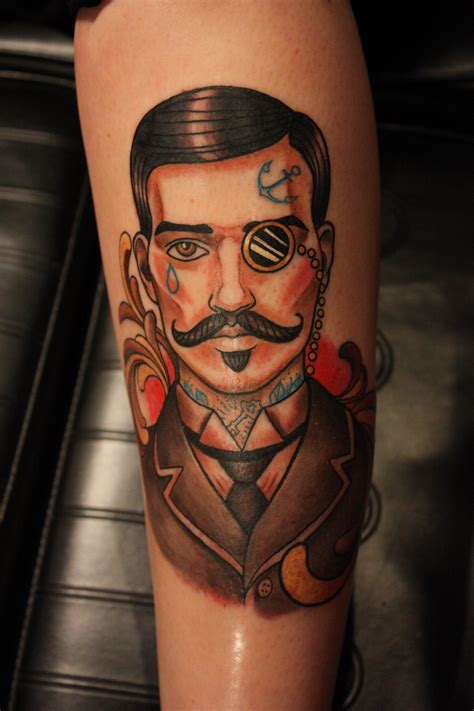 tatouage homme old