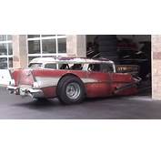Champion Rat Rod With The Soul Of 57 Chevy Bel Air Nomad Throt L