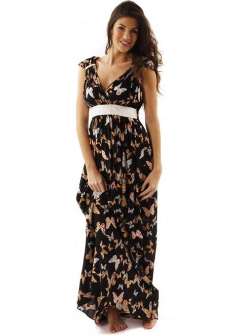 Butterfly Maxy Dress Hq traffic maxi dresses traffic tranquil