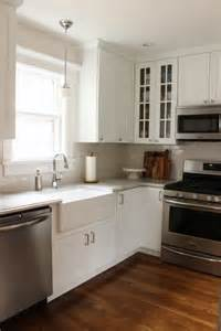 Design Sponge Kitchen by Elegant Sophistication With Lots Of Diy In Nashville