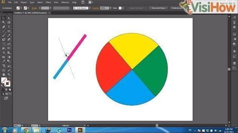 paint selection use the live paint selection tool in adobe illustrator cs6 visihow