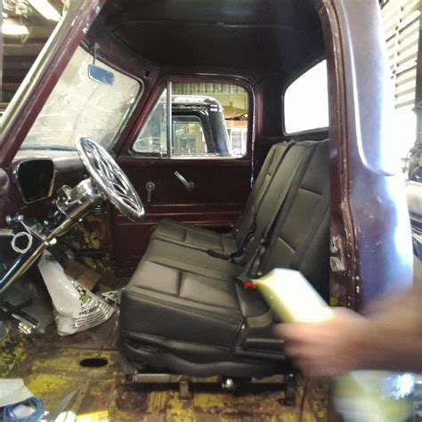 ford ranger bench seat for sale newer bench seat for 56 f 100 ford truck enthusiasts forums