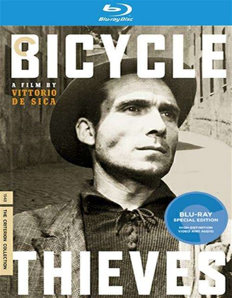 Bicycle Thieves Criterion Collection Bluray bicycle thieves the criterion collection 1948 dvd empire