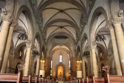 the romanesque architecture in the philippines chapter 11 romanesque revival richardsonian revival nave