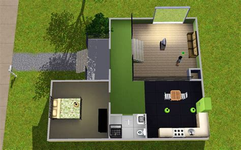 starter house plans mod the sims colourful split level starter home