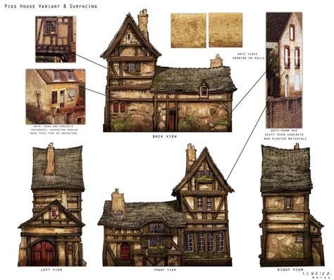 home fantasy design inc great medieval house plan medieval models sketches