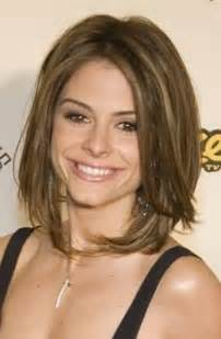 mid length 18 easy and flattering shaggy mid length hairstyles for