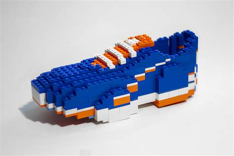 lego shoes blue lego running shoe system based creations bzpower