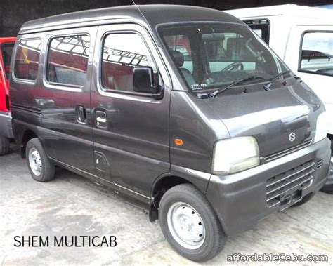 multicab big eye minivan  sale good engine   sale cebu city cebu philippines