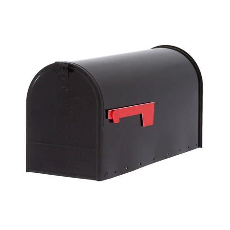 mailboxes for gibraltar mailboxes elite large premium steel post mount