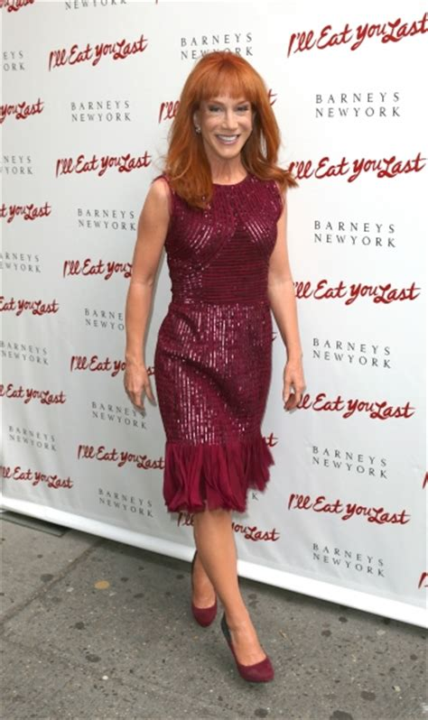 Kathy Griffin Eats It by Photo Coverage Bette Midler S I Ll Eat You Last Opening