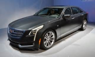 Are Cadillacs Luxury Cars New 2016 Cadillac Ct6 A Serious Luxury Car With Serious
