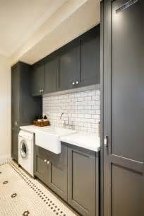 Kitchen Butlers Pantry Ideas ashburton hampton style overlay laundry traditional
