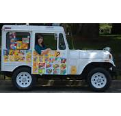 Ice Cream Truck Pages