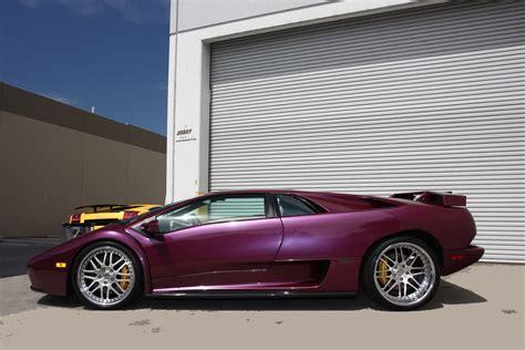 Lamborghini Diablo Sv Purple And Concept Cars Lamborghini Diablo