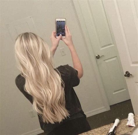 Hair color trends 2017 2018 highlights hair blonde platinum pretty gorgeous long hair