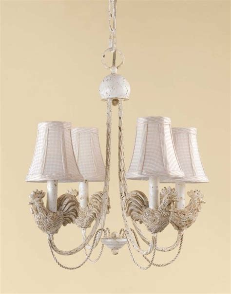 8 Best Rooster L Images On Pinterest Country French Rooster Chandelier