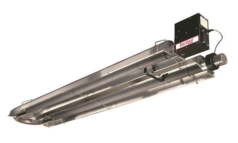 gas tube radiant heater 3m utube fanmaster