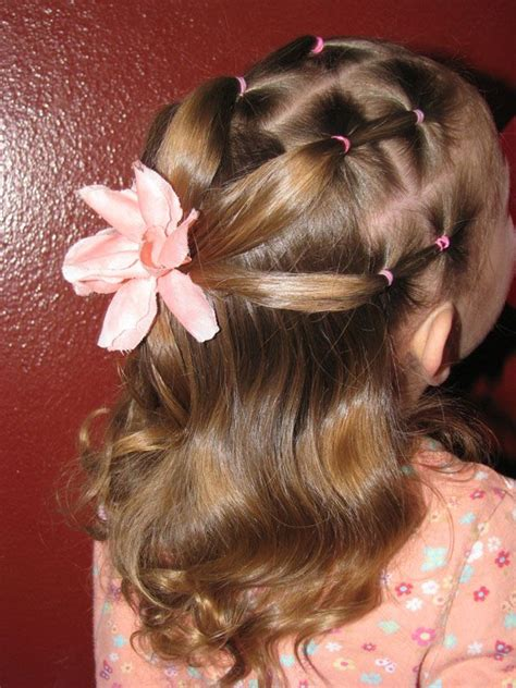 ponytail hairstyles for 8 year olds 17 best ideas about little girl ponytails on pinterest