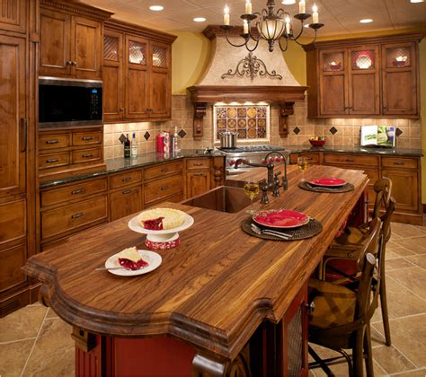 Tuscan Kitchen Decor Ideas Kitchen Design Ideas For Kitchen Remodeling Or Designing