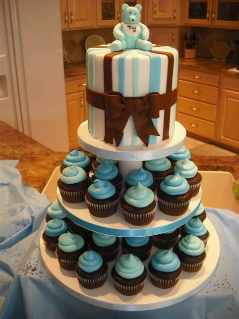 Baby Shower Cupcakes Boy Ideas by Ideas For Cheap Boy Baby Shower Free Printable Baby