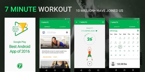 7 minute workout android apps on play