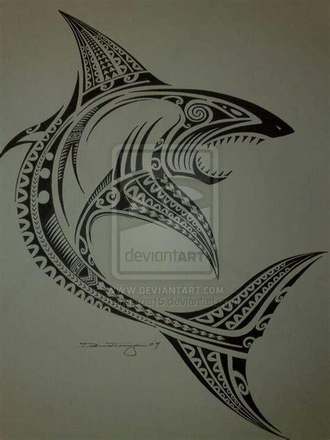 polynesian tattoo questions tatoo shark maori devianart tattoos pinterest maori