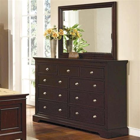 london bedroom set london panel espresso finish bedroom furniture set free