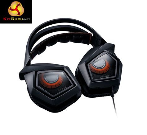 Asus Laptop Headphone Driver asus strix 2 0 headset review kitguru