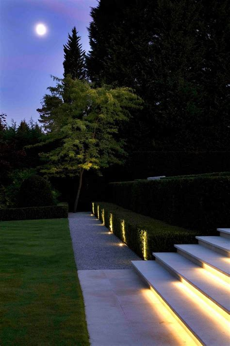 Light Landscape 435 Best Images About Lighting Landscape Outdoor 233 Clairage On Pinterest Gardens Pavilion And
