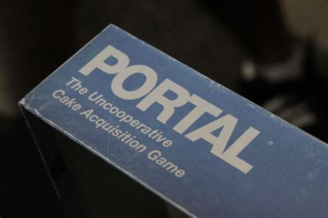Cryptozoic Boardgame Portal The Uncooperative Cake Acquisition portal the uncooperative cake acquisition is for real