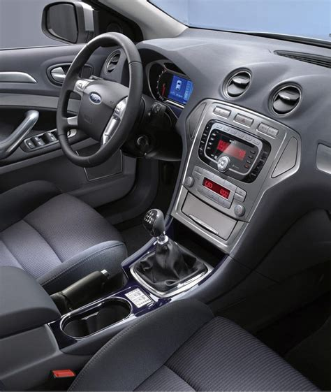 Ford Mondeo 2011 Interior by Ford Mondeo Concept Car Design