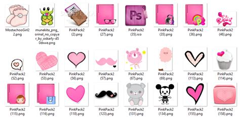 design icon cute 23 cute icons pack hardas lt