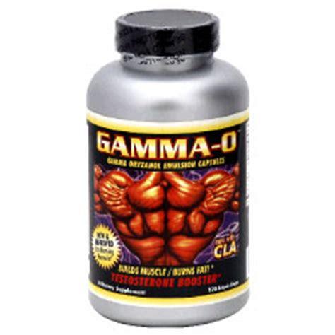 gamma o supplement gamma enterprises gamma o 120c 1 testosterone