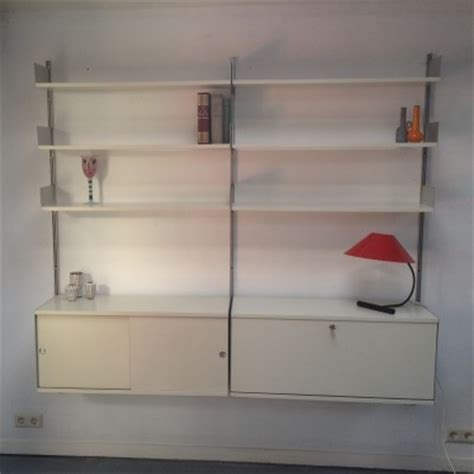 wardrobe wall unit from the sixties by dieter rams for