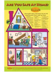 Child Safety At Home Essay by 5 1701 Home Safety Education Kit For Early Childhood I M Safe