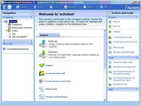 best free backup programs backup recovery program free software internetrutor