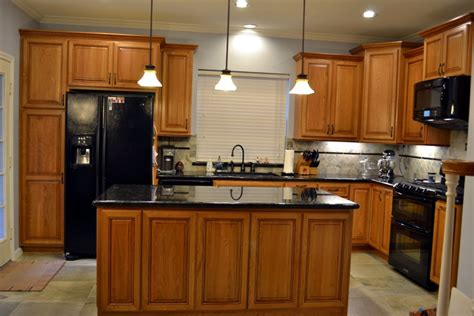 natural kitchen cabinets natural cherry custom kitchen cabinets